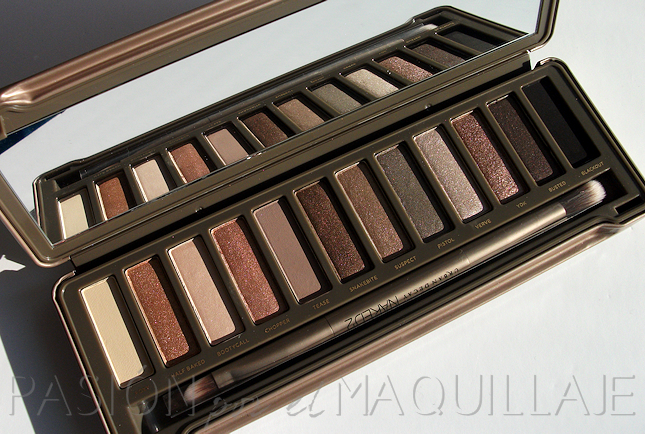 Paleta Naked 2 Urban Decay