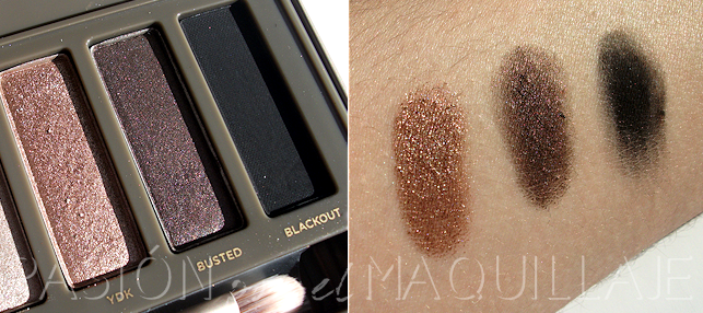 YDK Busted Blackout Urban Decay