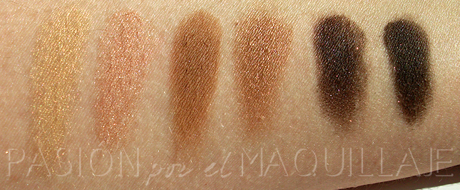 Swatches The Balm Nude Tude Palette
