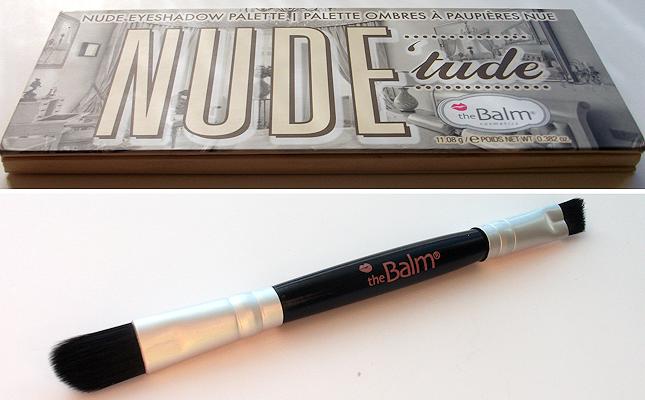 Packaging Nude Tude Palette