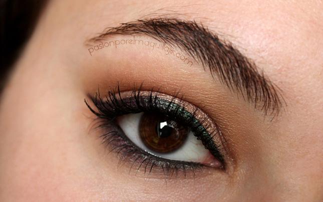 Look de ojos delineado perfecto