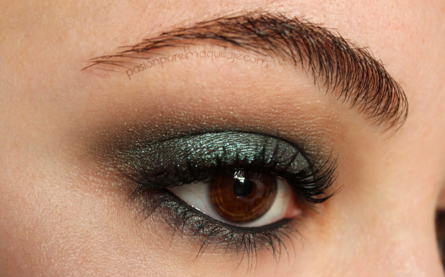 Glitter Reflects Transparent Teal MAC