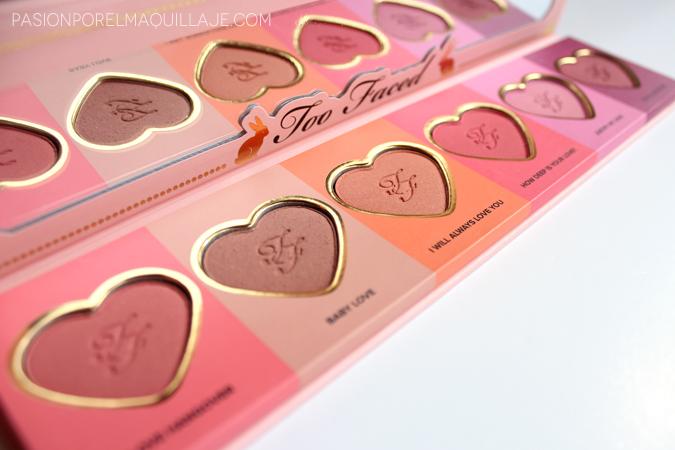 Too Faced Love Flush Palette