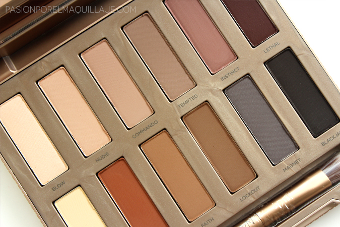 Sombras Urban Decay Naked Ultimate Basics