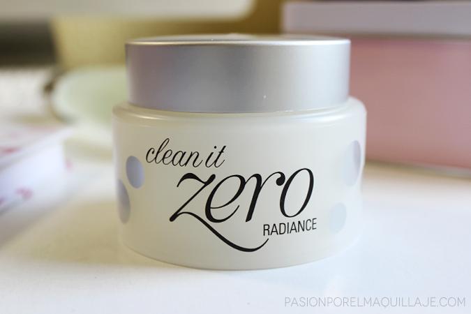 Bálsamo limpiador Clean it Zero