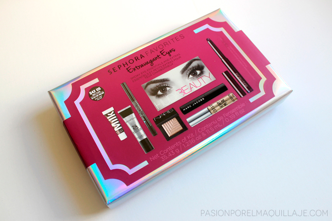 Sephora Favorites Extravagant Eyes