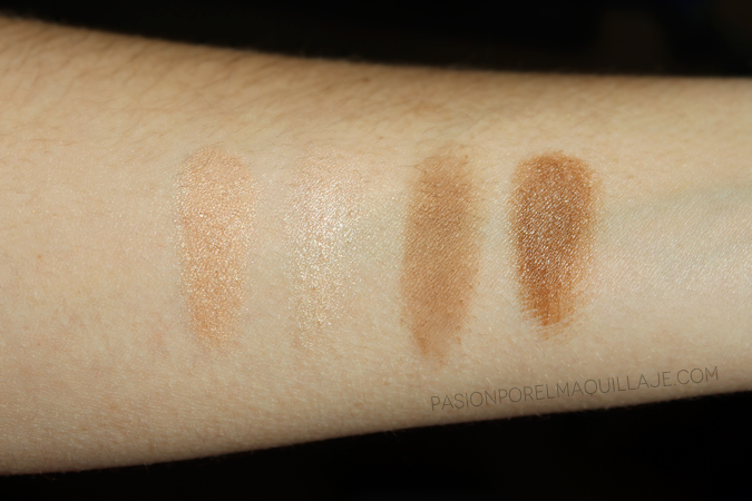 Swatches The Creamy Glow Kevyn Aucoin