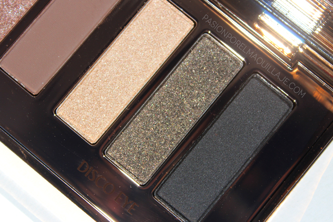 Sombras de la paleta Instant Eye Palette