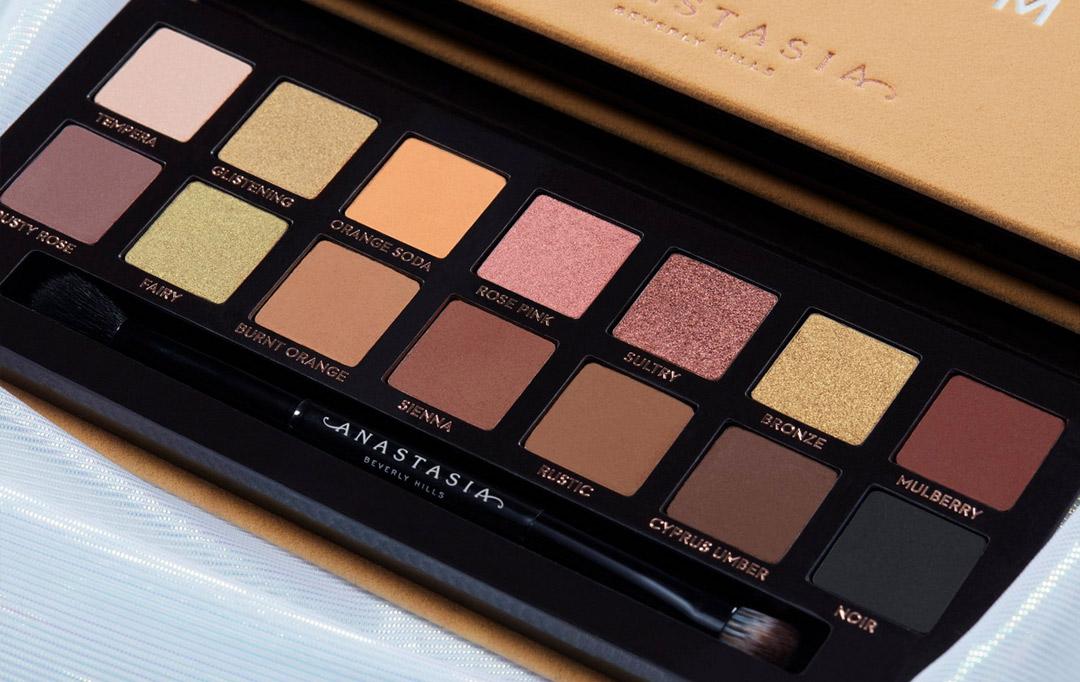 Paleta de sombras Soft Glam de Anastasia Beverly Hills