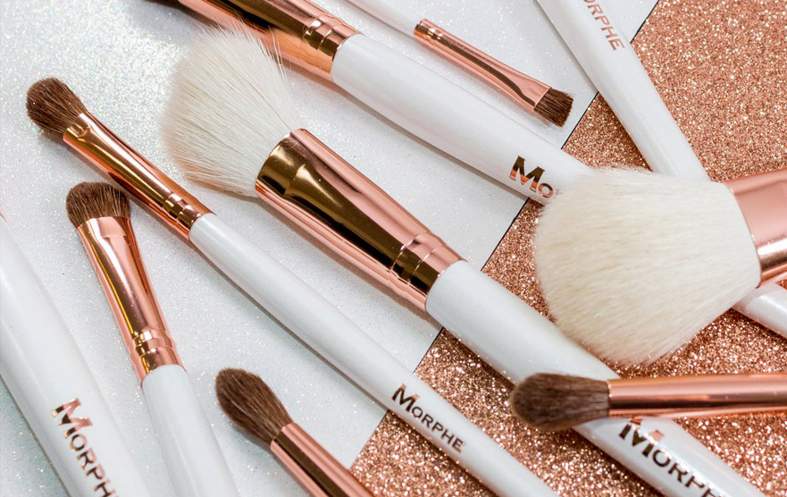 Brochas Morphe Brushes