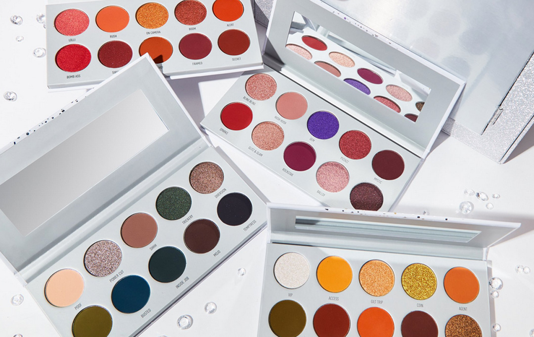 Paleta Jaclyn Hill The Vault España