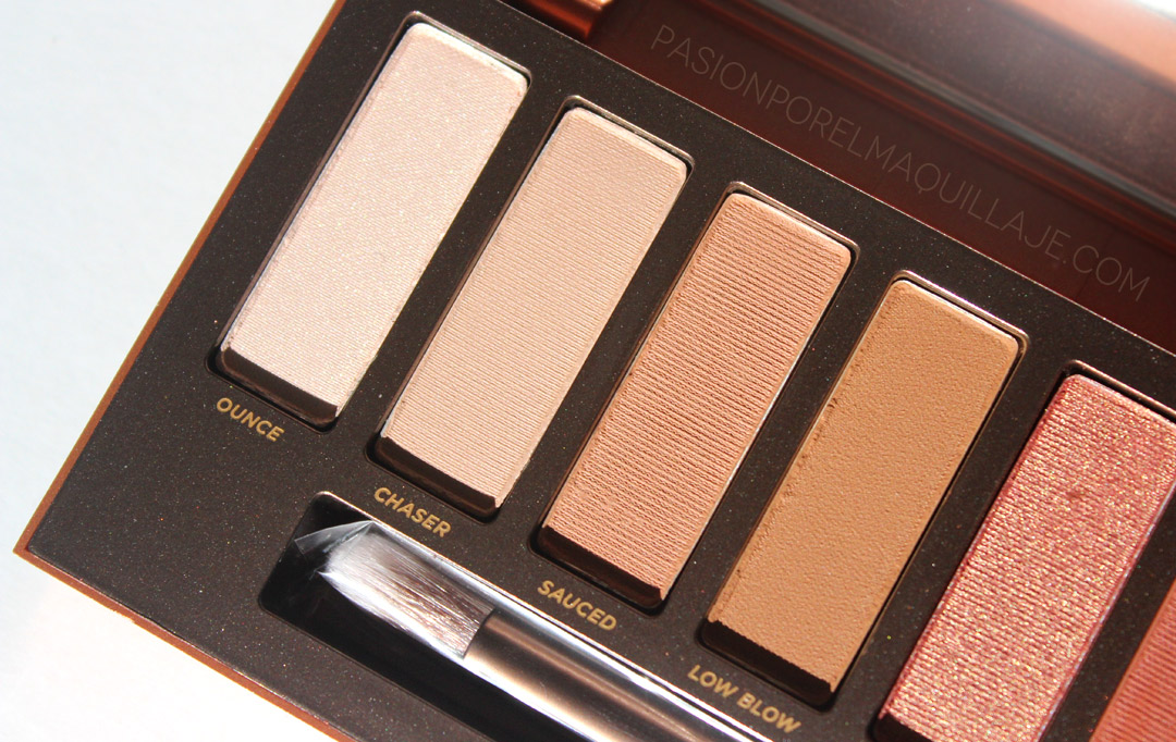 Urban Decay Heat España