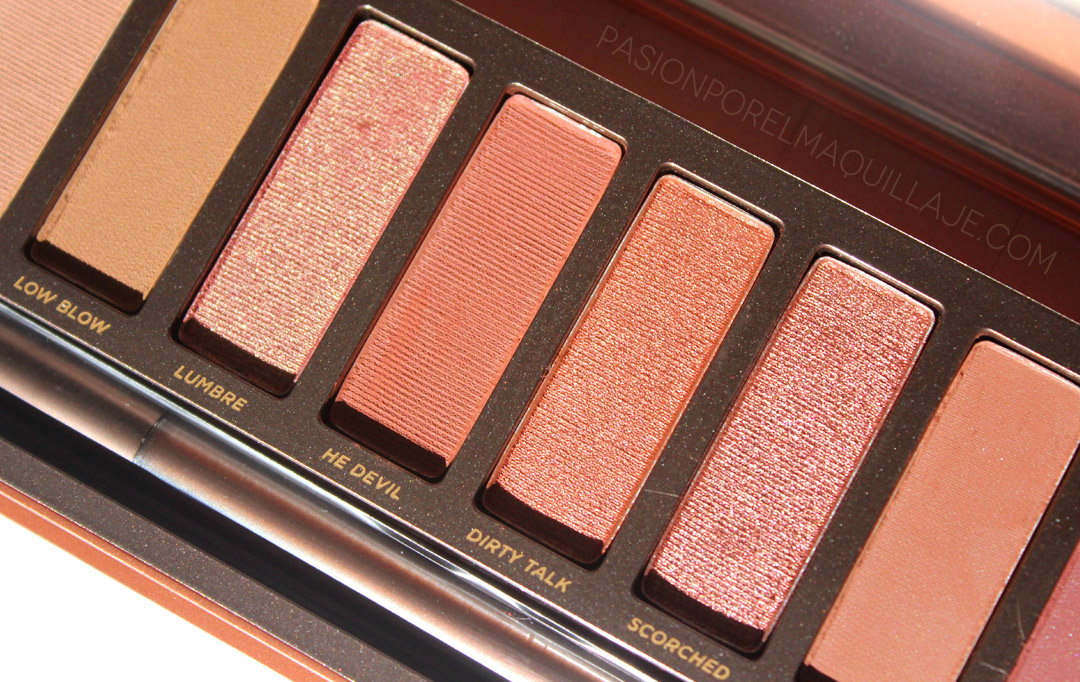 Urban Decay Heat Palette opiniones