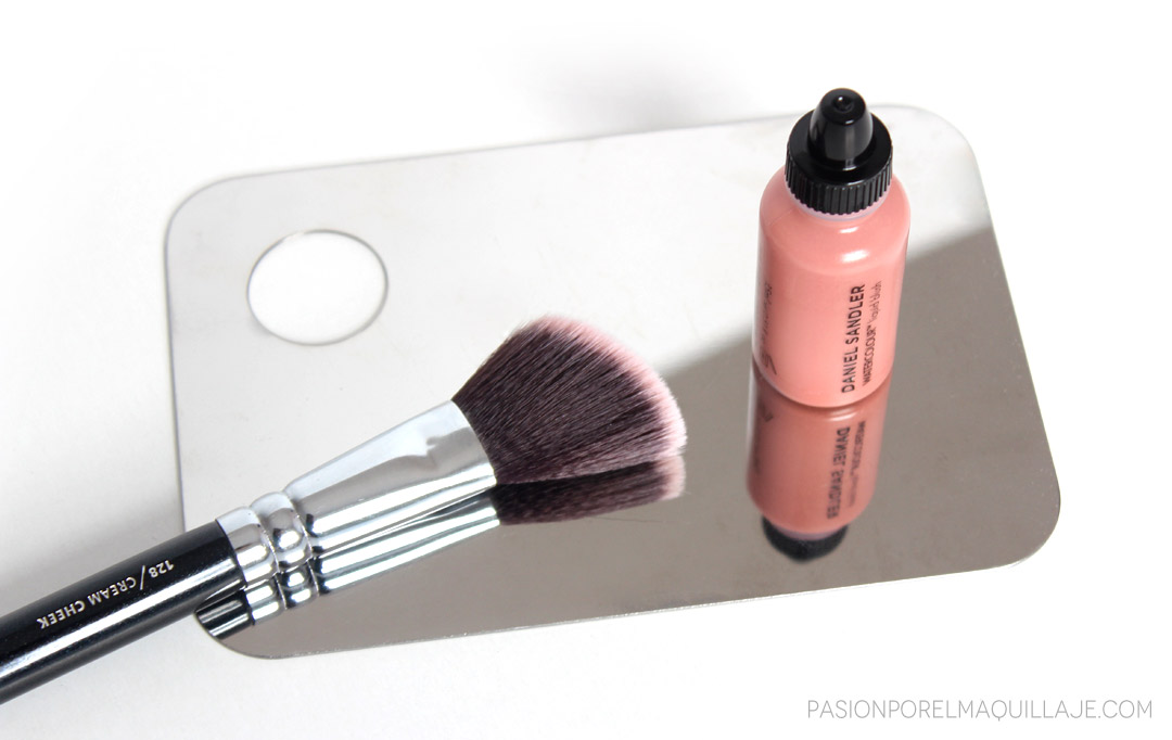 Daniel Sandler colorete Watercolour Liquid Blush