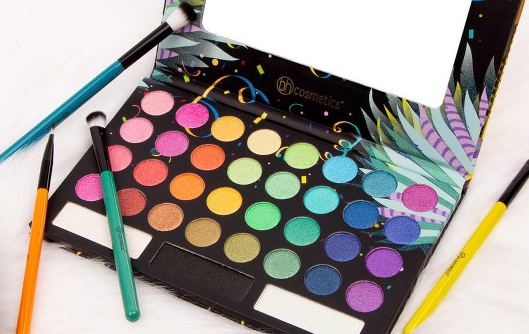 BH Cosmetics Brazil Palette