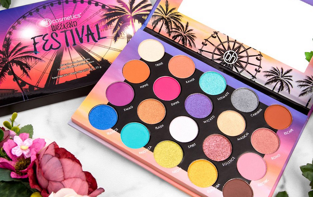 BH Cosmetics Festival Palette