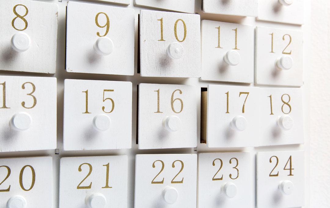 Calendario De Adviento Maquillaje.Los Mejores Calendarios De Adviento De Maquillaje Y Belleza 2018