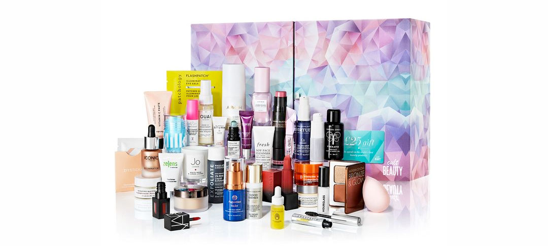 Calendario adviento Cult Beauty 2019