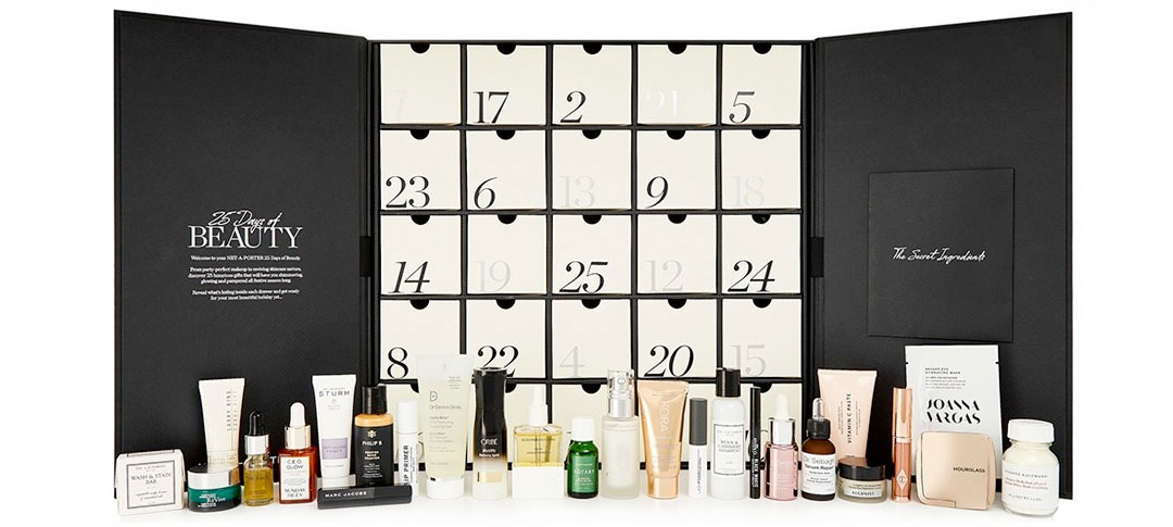 Calendario adviento Net A Porter 2019