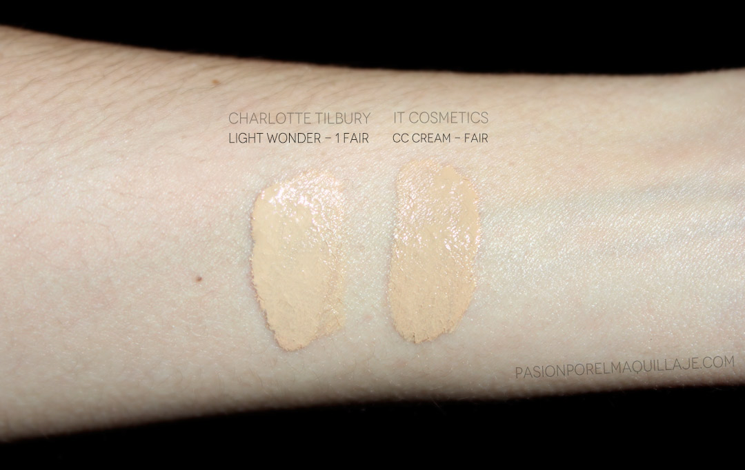 IT Cosmetics CC Cream Tonos