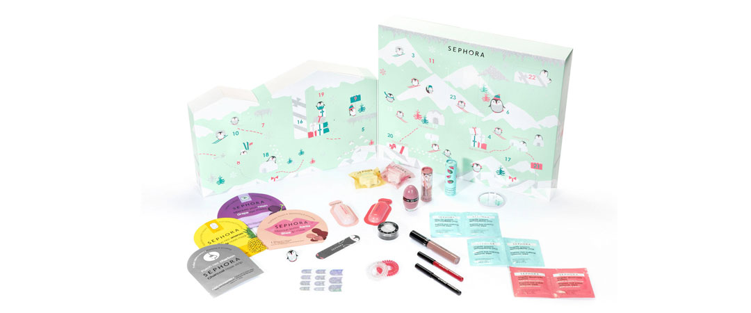 Calendario adviento Sephora 2019