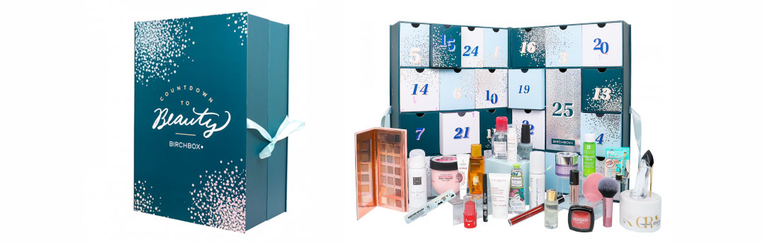 Calendario adviento Birchbox 2019