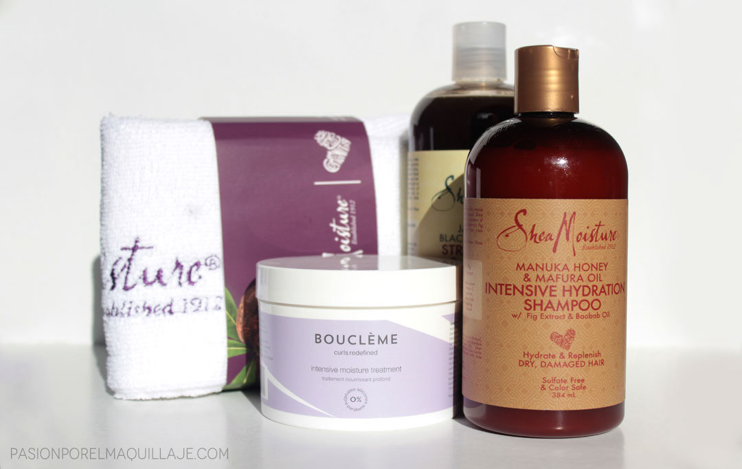Black Friday Shea Moisture Lookfantastic