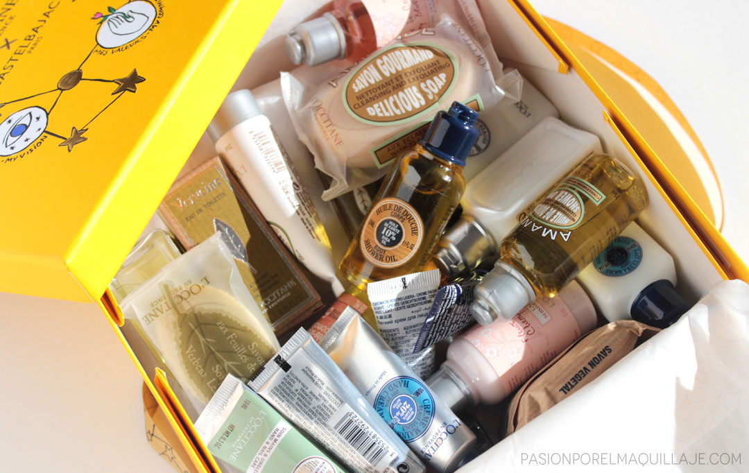 Set cosmética L'Occitane