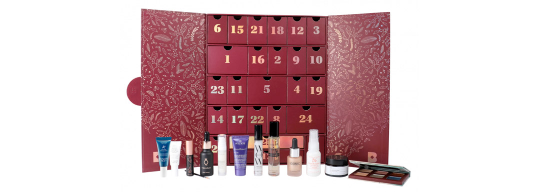 Calendario de adviento Birchbox 2020