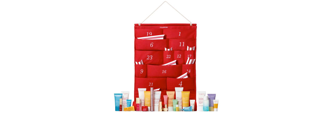 Calendario adviento Clarins 2020