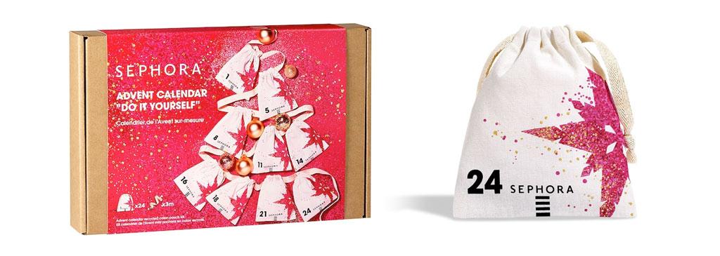 Calendario adviento Sephora 2021